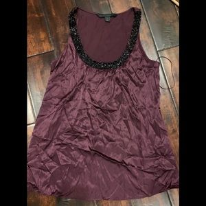 Express Small silky top